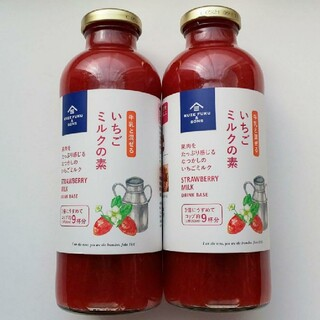コストコ(コストコ)のいちごミルクの素 炭酸割 ミルク割 おいしい 人気(フルーツ)
