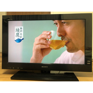SONY - SONY KDL-26EX30R ブルーレイ録画再生機能搭載 500GB
