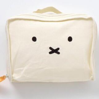 ブリーズ(BREEZE)のミッフィー☆BREEZE コラボ 布BOX ポーチ(キャラクターグッズ)