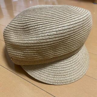 カシータ(casiTA)のキャスケット/マリンキャップ/帽子(キャスケット)