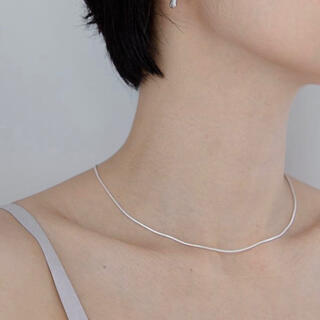 ビューティアンドユースユナイテッドアローズ(BEAUTY&YOUTH UNITED ARROWS)の限定price! / Silver925_ Ines thin necklace(ネックレス)