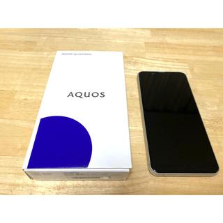 アクオス(AQUOS)のSIMフリー【新品/未使用】AQUOS  sense3  basic  (スマートフォン本体)