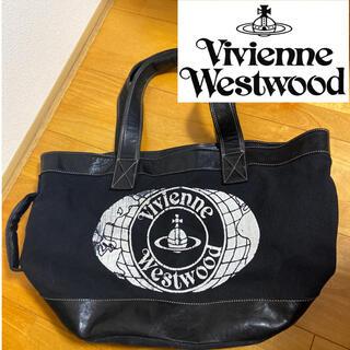 ヴィヴィアンウエストウッド(Vivienne Westwood)のVivienne Westwood トートバッグ マザーズバッグ ブラック(トートバッグ)