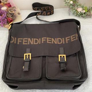 フェンディ(FENDI)のフェンディ ショルダーバッグ スポーツバッグ(ショルダーバッグ)