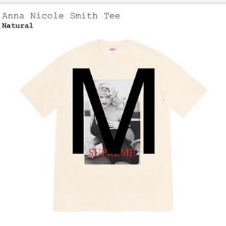 シュプリーム(Supreme)のsupreme Anna Nicole Smith アンナニコル M ナチュラル(Tシャツ/カットソー(半袖/袖なし))