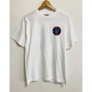 ナイキ(NIKE)の【美品】サンタクルーズ Santa cruz 90s サイズM ホワイト(Tシャツ/カットソー(半袖/袖なし))