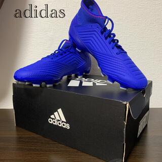 adidas - adidas サッカースパイク25cm  早い者勝ち!