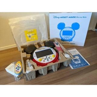 ディズニー(Disney)の[ディズニー英語システム]ミッキーメイト DVDプレイヤー(ブルーレイプレイヤー)
