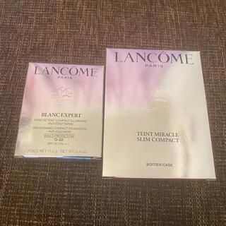 ランコム(LANCOME)のランコムブランエクスペールファンデーションO-02セット☆(ファンデーション)