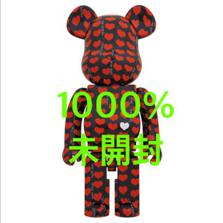 メディコムトイ(MEDICOM TOY)のBE@RBRICK Black Heart 1000% X JAPAN hide(その他)