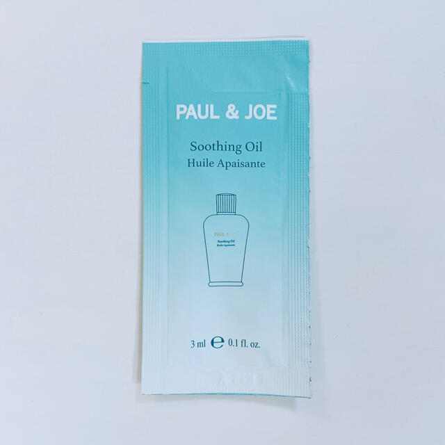 PAUL & JOE(ポールアンドジョー)の【新品 おまけ付き】ポール&ジョー ハンカチ 猫 化粧品 サンプル 試供品 コスメ/美容のキット/セット(サンプル/トライアルキット)の商品写真