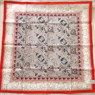 ヴィヴィアンウエストウッド(Vivienne Westwood)の未使用 ヴィヴィアンウエストウッド バンダナ ハンカチ(バンダナ/スカーフ)