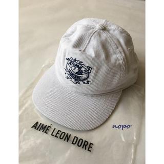 Ron Herman - aime leon dore lifesaver hat white