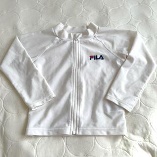 FILA - FILA フィラ ベビー キッズ ラッシュガード 日除け 95cm