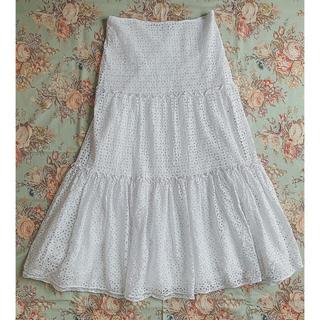 ラルフローレン(Ralph Lauren)のラルフローレン レーススカート(ロングスカート)
