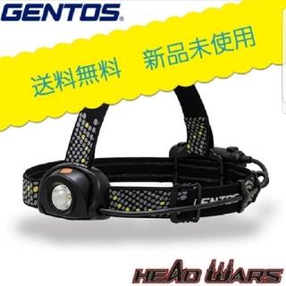 ジェントス(GENTOS)のGENTOS ジェントスLEDヘッドライト(ライト/ランタン)