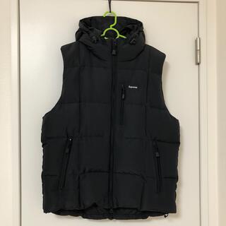 Supreme - Supreme 14aw Iridescent Puffy Down Vest