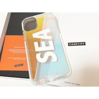 SEA - casetify sea コラボ iPhone11 ケース