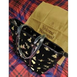 ヴィヴィアンウエストウッド(Vivienne Westwood)の【新品未使用】Vivienne Westwood 可愛い大容量トートバッグ(トートバッグ)