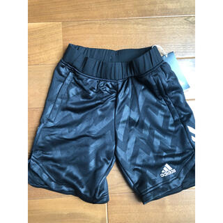 adidas - adidas アディダス ハーフパンツ 130  ブラック