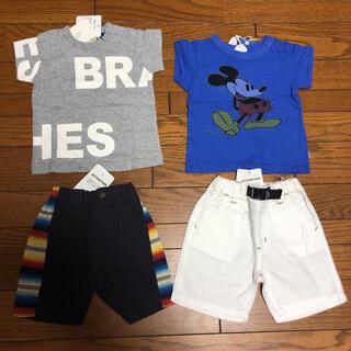 ブランシェス(Branshes)のまとめ売り 男の子 80(Tシャツ)