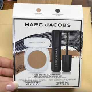 Marc Jacobs ブロンザー&マスカラ