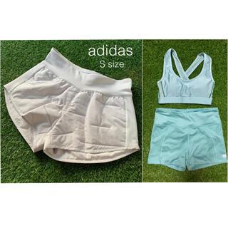 アディダス(adidas)の専用【forever21】【adidas】ジムウェア2点セット(ヨガ)