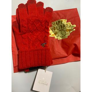 Vivienne Westwood - Vivienne Westwood 手袋 タッチパネル対応