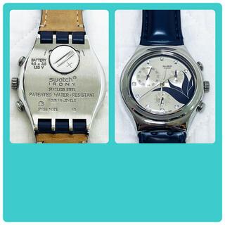 スウォッチ(swatch)の値下げ swatch スイス製レディース腕時計 皮ベルト(腕時計)