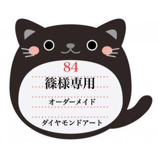 84☆篠様専用 アレンジビーズ付 丸ビーズ【A2サイズ】オーダーページ(オーダーメイド)