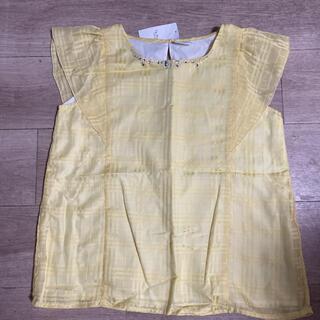テチチ(Techichi)のテチチテラス トップス 未使用タグ付き(Tシャツ(半袖/袖なし))
