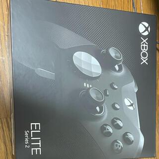 エックスボックス(Xbox)の値下げ xbox elite コントローラー series2 中古(PC周辺機器)