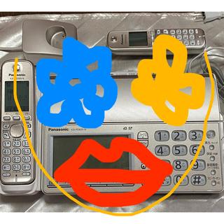 パナソニック(Panasonic)のパナソニックおたっくす(電話台/ファックス台)