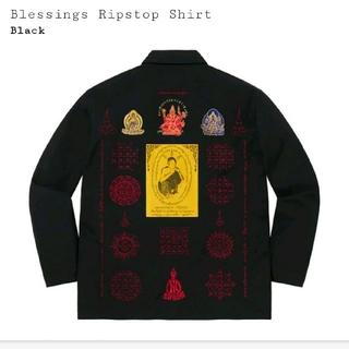 シュプリーム(Supreme)のSupreme Blessings Ripstop Shirt(ミリタリージャケット)