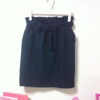 プーラフリーム(pour la frime)のVISにて購入★スカート(ひざ丈スカート)