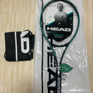 HEAD - 【新品・未使用】テニスラケット ヘッド グラビティ ツアー G3