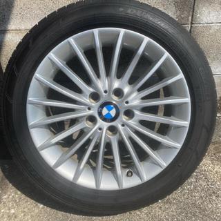 BMW - BMW F31 ラグジュアリー純正17インチホイールと3ヶ月使用のタイヤ4本美品