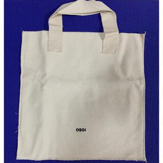 アメリヴィンテージ(Ameri VINTAGE)の新品 osoi オソイ トートバッグ 非売品 新品 韓国(トートバッグ)
