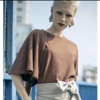アメリヴィンテージ(Ameri VINTAGE)のCARRY CUT TEE(Tシャツ/カットソー(半袖/袖なし))