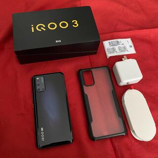アンドロイド(ANDROID)のvivo iqoo3 5G(スマートフォン本体)
