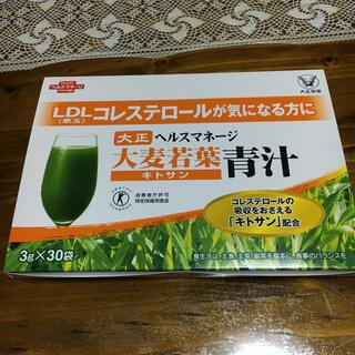 タイショウセイヤク(大正製薬)の大正製薬 ヘルスマネージ 大麦若葉青汁 キトサン 3g×30袋(青汁/ケール加工食品)