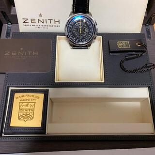 ZENITH - OH済【世界38本限定希少モデル】ZENITHグランドクラス エル プリメロ