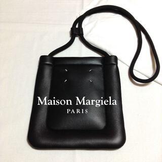 Maison Martin Margiela - 新品 マルジェラ 20ss ショルダーバッグ 黒 バッグ