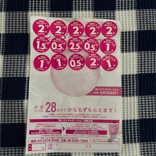 ヤマザキセイパン(山崎製パン)のヤマザキパン祭りシール 21.5(食器)