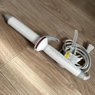 リュミエールブラン(Lumiere Blanc)の超美品♥︎︎ ヘアビューロンカール 34mm(ヘアアイロン)
