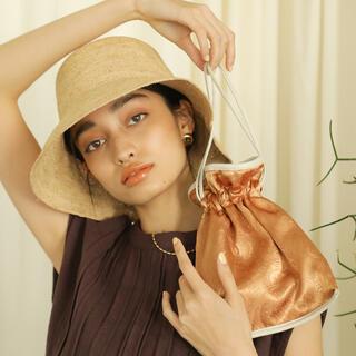 シールームリン(SeaRoomlynn)のSeaRoomlynn♡ペイズリージャカード 巾着BAG(ショルダーバッグ)
