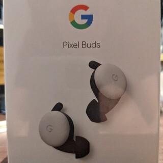 グーグルピクセル(Google Pixel)のワイヤレスイヤホン PixelBuds(ヘッドフォン/イヤフォン)