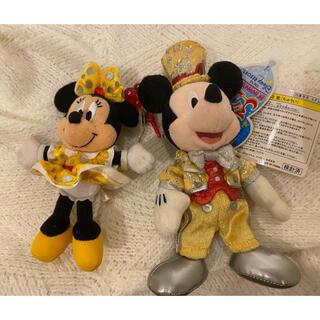 ディズニー(Disney)のミッキー  ミニー 30th チャーム(チャーム)