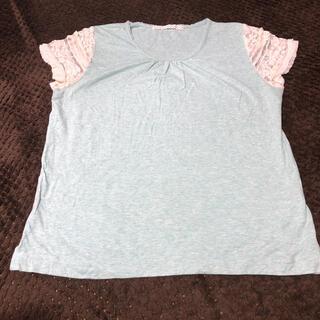 エスティークローゼット(s.t.closet)のエスティークローゼット カットソー(カットソー(半袖/袖なし))