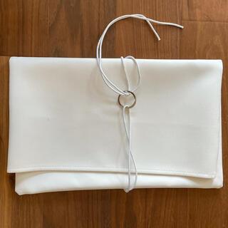 ディーゼル(DIESEL)のDIESEL ラッピングバッグ ホワイト(ショップ袋)